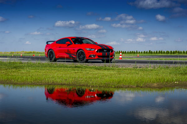 Ford Mustang GT S550